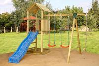 LUCIE multifunkční dětská hrací věž