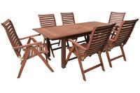 Stůl rozkádací obdélníkový SYDNEY