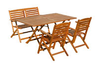 WESTMINSTER stůl obdelníkový skládací