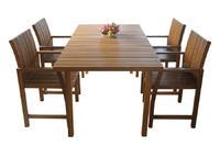 LEEDS - stůl pevný obdelníkový