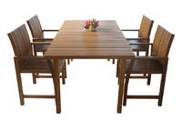 Stůl obdélníkový LEEDS (FSC) PHT5514