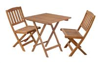 Stůl skládací čtvercový OSAKA/HAMILTON