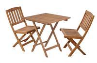 Stůl skládací čtvercový OSAKA/HAMILTON VÝPRODEJ JA
