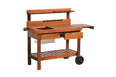Barový stůl LA CORUŇA (FSC) OK148