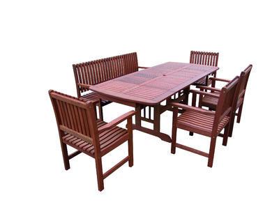 Stůl oválný rozkládací LYON/BORDEAUX
