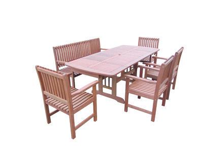 Stůl oválný rozkládací LYON/BORDEAUX POUZE PRO UNI