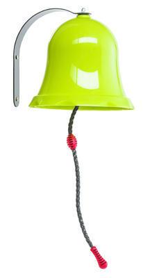 Zvon kovový zelený vč. kování - 1