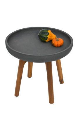odkládací stolek LAURA tmavě šedá malý NOVINKA 201