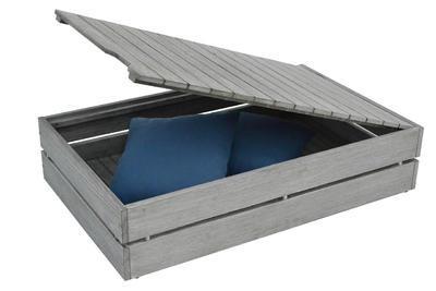 nízký stolek SCAFFOLD grey wash NOVINKA 2018 - 1