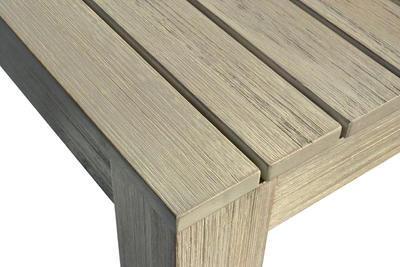 Stůl obdélníkový CHESTERFIELD grey wash NOVINKA 20 - 2