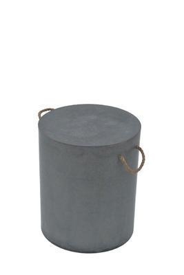 Stolička EVA pr. 370 x 440 tmavě šedá - 2