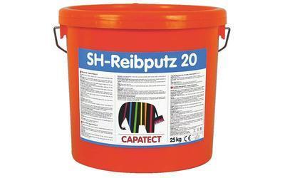 Capatect SH Reibputz 15 hl. 25 KG W    AKCE - 2
